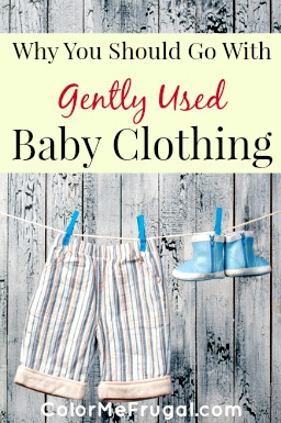 Why You Should Go With Gently Used Baby Clothing Color