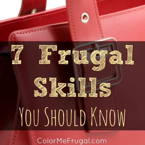 how to start being frugal