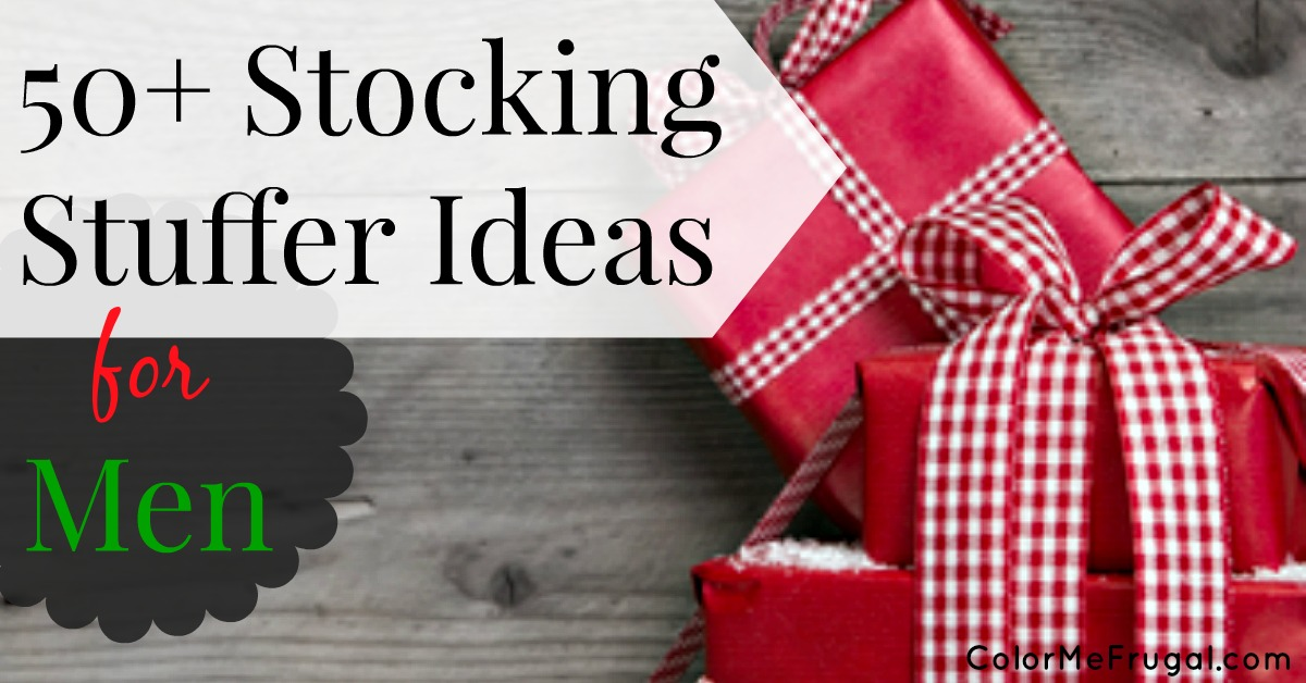50 Stocking Stuffer Ideas For Men That He Will Love